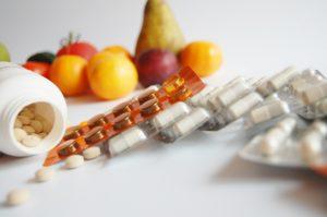 Pharmacy Health Fruit Pills